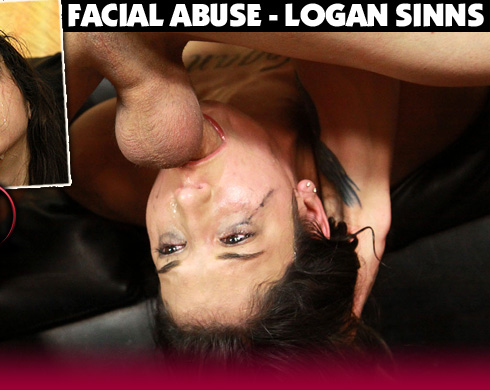 Logan Sinns Degraded on Facial Abuse